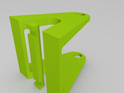 耗材架-3d打印模型