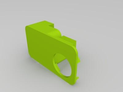 多格笔筒-3d打印模型