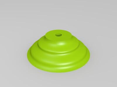 阿拉丁神灯-3d打印模型