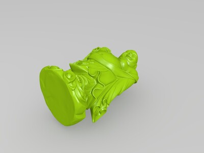 高清弥勒佛全集2-3d打印模型