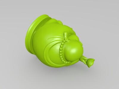 高清弥勒佛全集3-3d打印模型