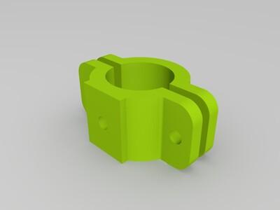 管夹-3d打印模型