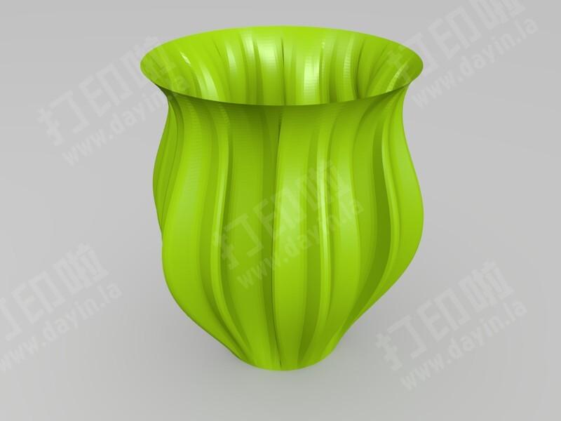 创意笔筒 花瓶 杯子合集-3d打印模型
