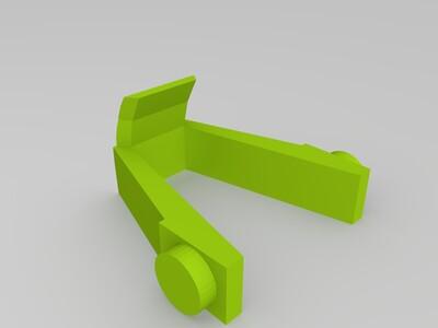钢铁侠-make1(右臂)-3d打印模型