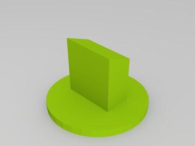 钢铁侠-make1(左腿)-3d打印模型