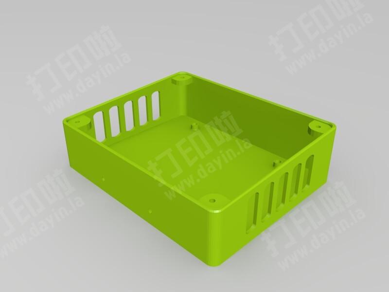 3D打印机主板盒子-3d打印模型