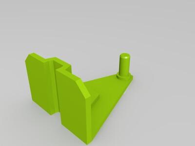 杠杆原理-3d打印模型