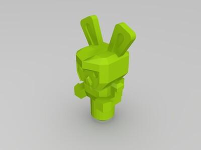 Mech City 控制人-3d打印模型