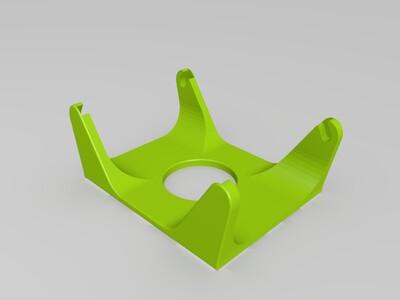 耗材料架-3d打印模型