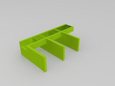 阳台-3d打印模型