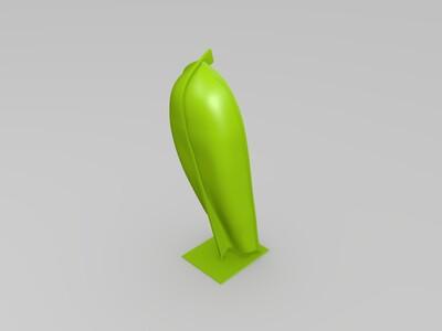 彼得救生艇-3d打印模型