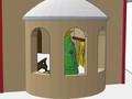 圣诞屋-3d打印模型