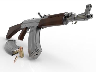 AK改进版
