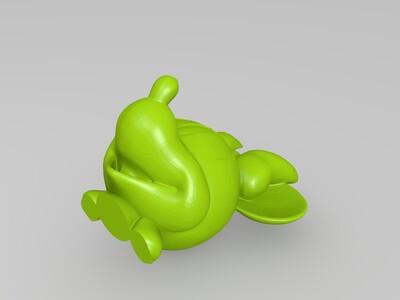 米妮鼠Minnie-3d打印模型