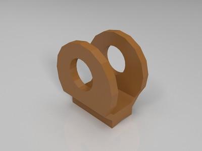 游戏用榴弹枪-3d打印模型