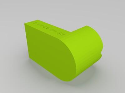 经典笔筒-3d打印模型