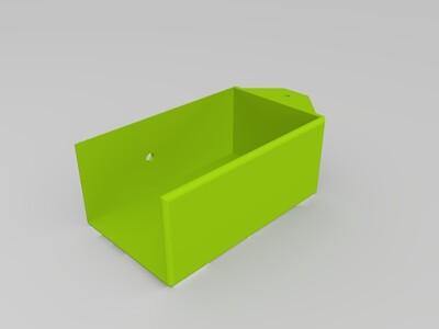Arduino MEGA 2560外壳-3d打印模型