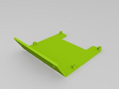 12864支架-3d打印模型