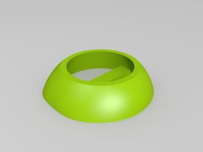 拼装活动人偶-3d打印模型