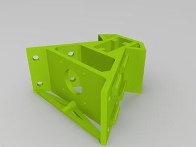Airtub-D1 全套打印件-3d打印模型