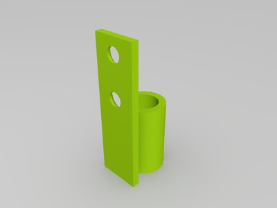 合页2-3d打印模型