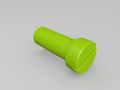 精品台虎钳-3d打印模型