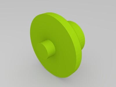 68涵道风扇-3d打印模型