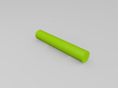 马儿-3d打印模型
