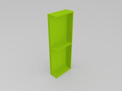 學生課桌-3d打印模型