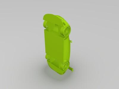 宝马m3-3d打印模型