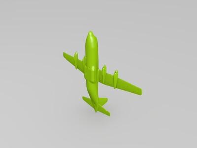 c130大力神运输机-3d打印模型