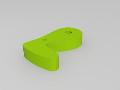 动次大次-3d打印模型