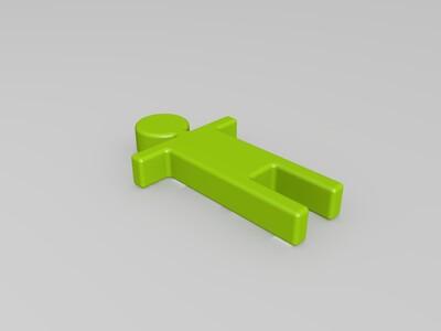 有趣的鲸鱼-3d打印模型