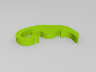大象拼图-3d打印模型