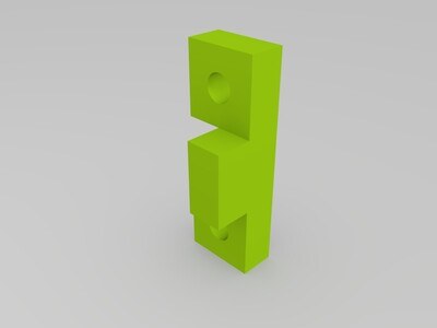 益智玩具-3d打印模型