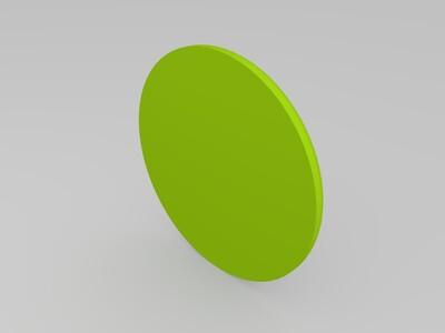 下蛋小鸡-3d打印模型