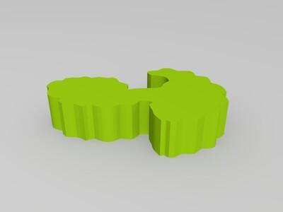 魔盒-3d打印模型
