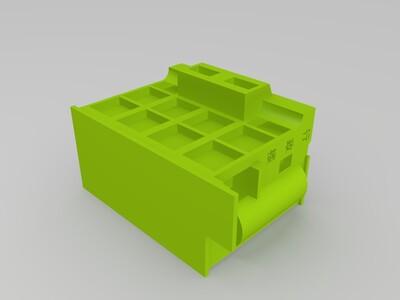 无锡女一中-3d打印模型