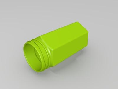 Charles罐子-3d打印模型