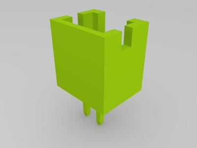 pixhawk飞控盒子-3d打印模型
