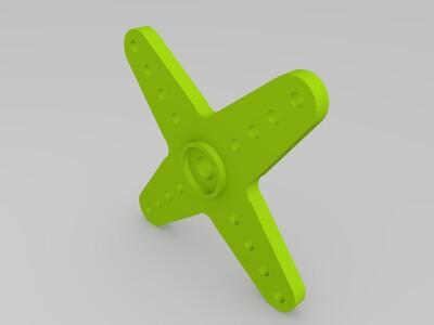 舵机合集-3d打印模型