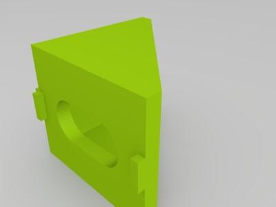 2020角件-3d打印模型