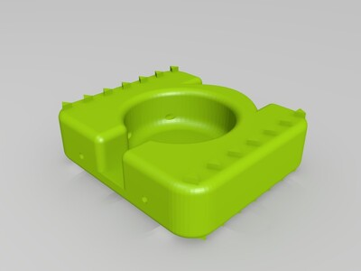 Speedplay zero棒棒糖锁踏 果冻套-3d打印模型
