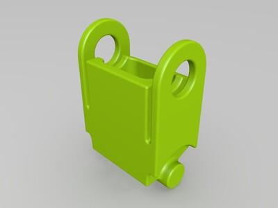 电线套活接-3d打印模型