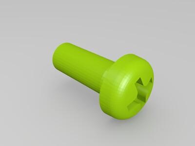 全线规corexy结构3d打印机-3d打印模型