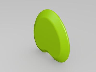 情人节好礼物情侣杯-3d打印模型