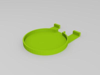 二进制加法机-3d打印模型