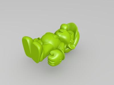 Mario-3d打印模型