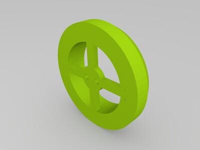 可打印的DNA模型-3d打印模型
