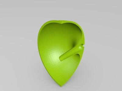 圆形多面体-3d打印模型